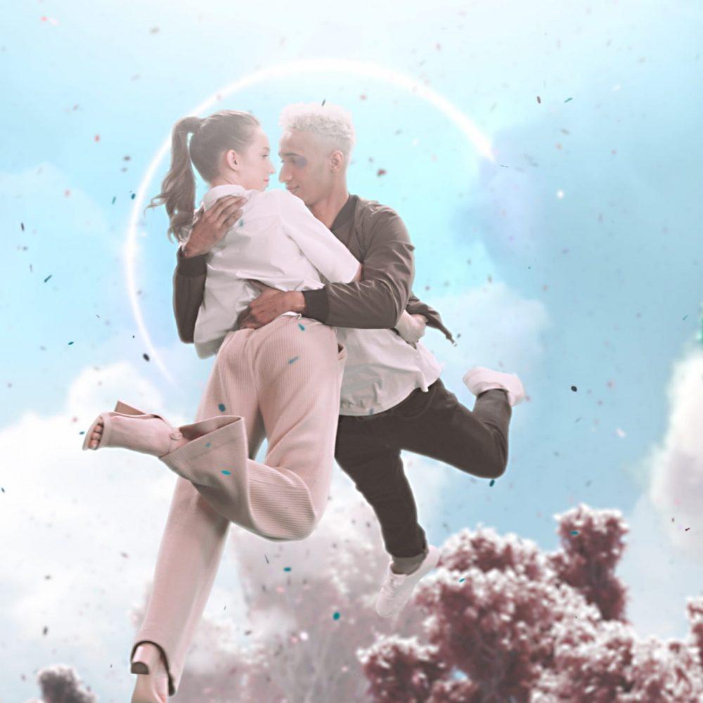 Filmstill aus dem Werbespot der Amorana Imagekampagne